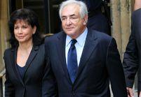Anne Sinclair et DSK, la fin d'un couple uni ?