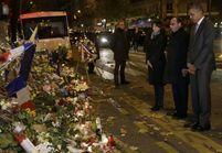 Attentats à Paris : Barack Obama se recueille devant le Bataclan