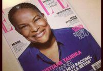 Christiane Taubira en une du ELLE : le buzz