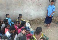 Inde : maîtresse d'école à 12 ans