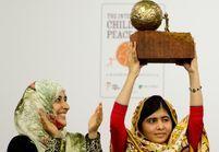 La jeune Malala honorée pour son combat