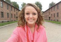 Le selfie d'une ado à Auschwitz énerve la Toile