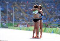 #PrêtàLiker : la solidarité de deux coureuses aux jeux Olympiques