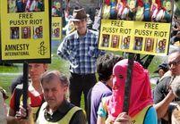 Pussy Riot: la demande de libération d'une militante refusée