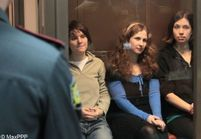 Russie : une Pussy Riot libérée, la peine des 2 autres confirmée