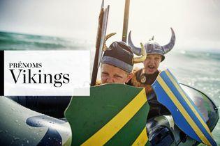 Notre sélection de prénoms Vikings