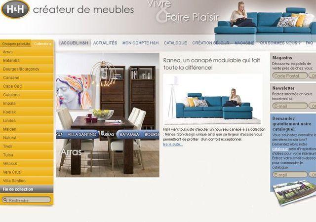 h h elle d coration. Black Bedroom Furniture Sets. Home Design Ideas