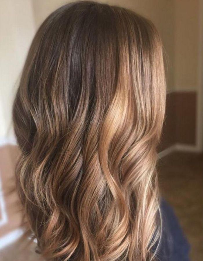 Nouveau Ombré hair miel - Ombré hair : les plus beaux dégradés de couleur  GT01
