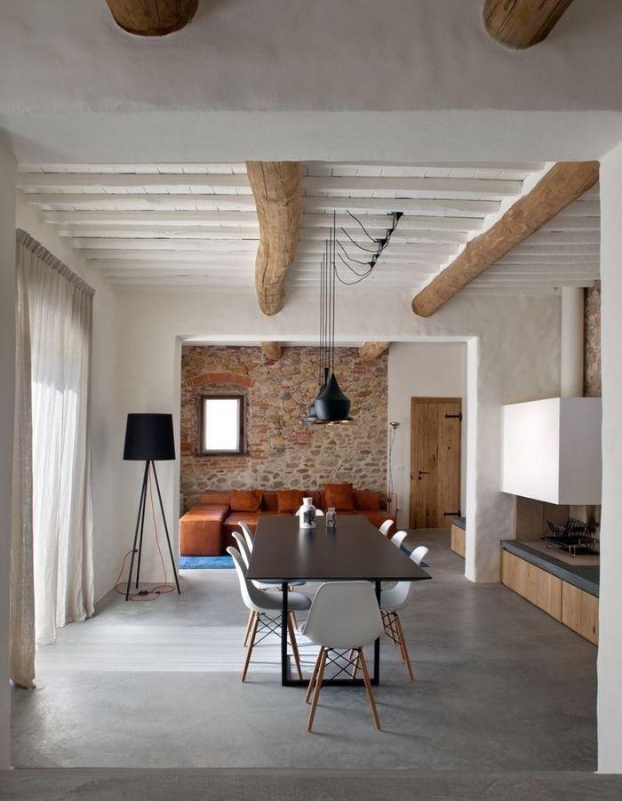Deco Poutre Bois. Amazing With Deco Poutre Bois. Awesome Deco Maison ...