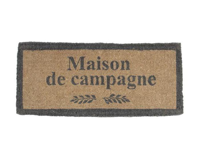 >> Le style campagne dans le jardin