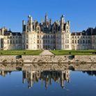 L'un des châteaux de Chambord, en France