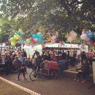 Le street food market de Krás